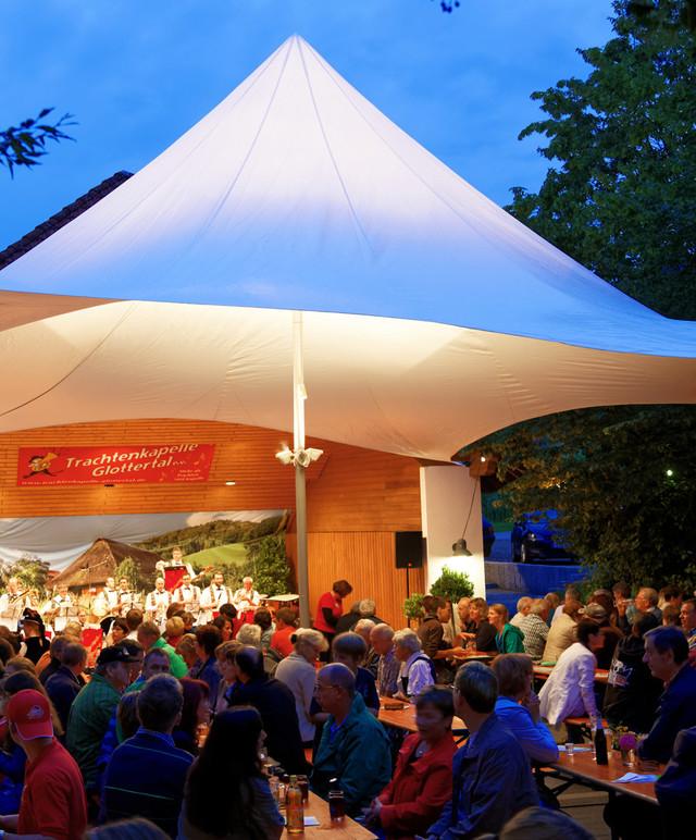 Sommerfest am Musikpavillon